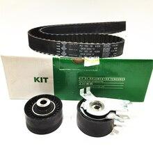 3pcs/set Engine Timing Suit/Kit For DFM DongFeng AX7 2.0/2.3 Timing belt&Timing Tensioner&Idler Timing Set
