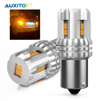 2pcs P21W 1156 BA15S Car Bulb 5630SMD LED Auto Reverse DRL Tail Light Bulb For BMW E30 E36 E46 E34 X3 X5 E53 E70 Z3 Z4 3 5 Serie image