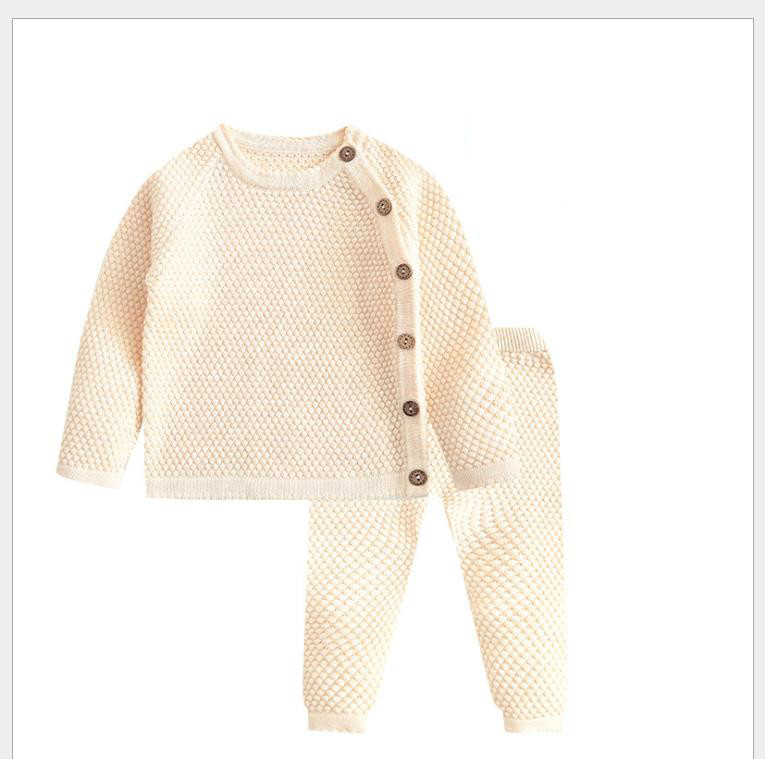 Baby sweater set of 2 pieces 6