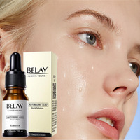 Lactobionic Acid Face Serum Anti-Aging Wrinkles Essence Exfoliating Shrink Pores Anti-Oxidation Lift Firming Remove Fine Lines 2