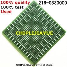 1 10PCS 100% test very good product 216 0833000 216 0833000 IC Chip BGA Chipset