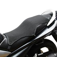Summer Motorcycle Breathable Cool Sunproof Seat Cushion Cover Heat Insulation A0NE