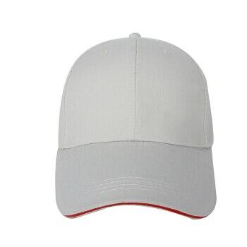 Gorras de béisbol a cuadros para adultos informales ajustables algodón Otoño Invierno primavera 2018 nuevo - 6
