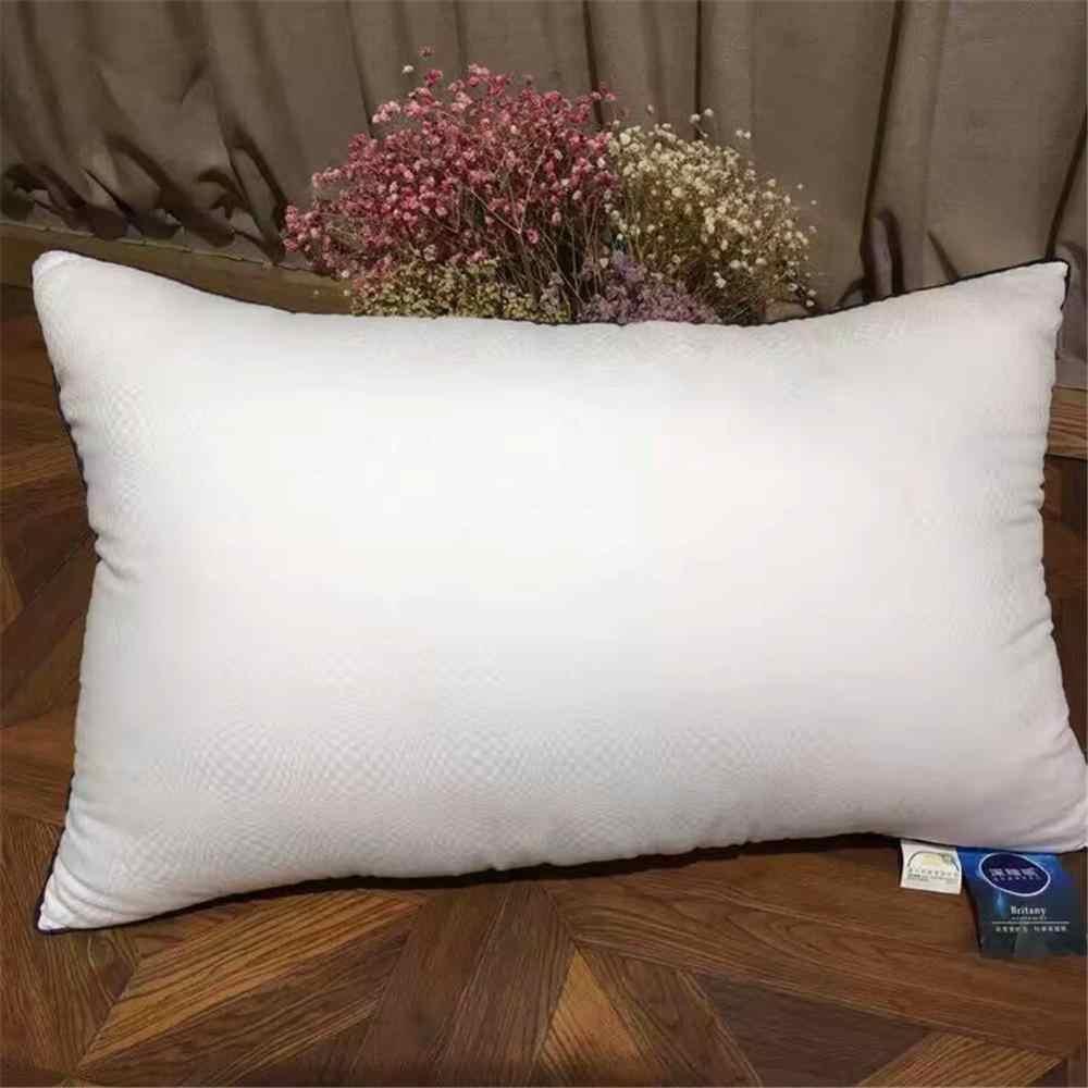 Dokunmamış yastık yastık çekirdek yastık iç ev yastık beyaz dekor yumuşak dolgu yastık sağlık iç kafa B0J3