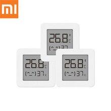 Original Xiaomi Smart LCD Screen Digital Thermometer 2 Bluetooth Temperature Humidity Sensor Moisture Meter Mijia App