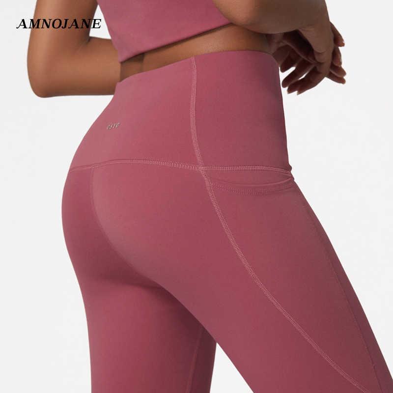 Liền Mạch Tập Gym Colorvalue Quần Legging Nữ Thể Thao Thể Dục Quần Áo Chạy Tập Yoga Đẩy Lên Cao Cấp Quần Legging Thể Thao Femme