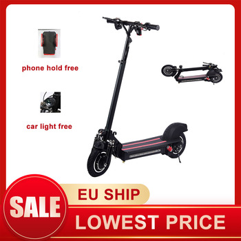 Adult Electric Scooter 1200W 10 Double-drive Scooter Max Speed 45KM/h, 45KM,freestyle Scooter EU ship Electric Kick Scooter outdoor ride push exercise scooter children adult kickboard 2 wheels safety scooter fixed bar 360 degree street kid kick scooter