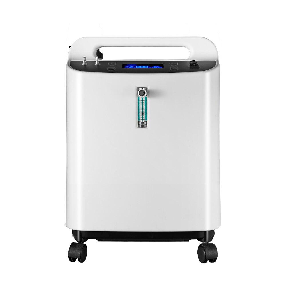 5L fluss über 93% sauerstoff reinheit oxgyen nubulizer dual verwenden tragbare medizinische sauerstoff konzentrator XY-8M