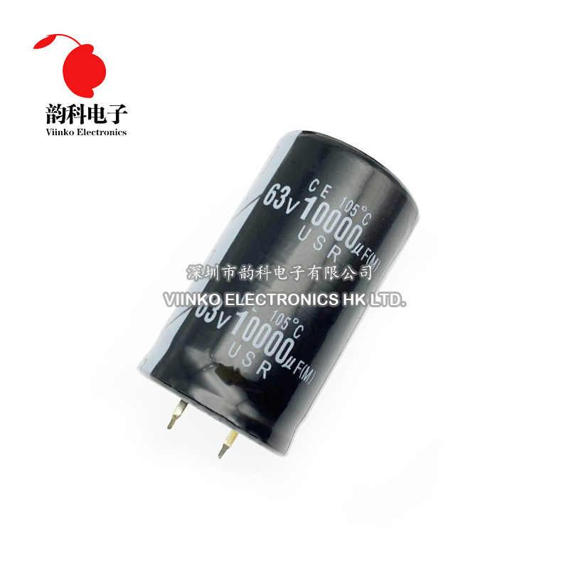 1pc 100UF-680UF Aluminium Electrolytic Capacitors 50V-400V Radial Capacitor
