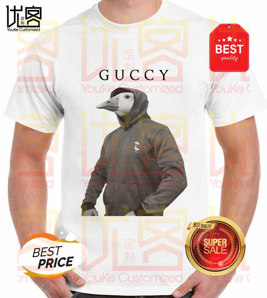 Новейшая популярная мужская футболка-тройник