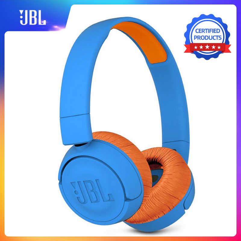 Jbl Jr300bt Children S Headphones Headset Wireless Bluetooth Kids Learning Headset Low Decibel Auriculares Bass Mic Earphones Aliexpress