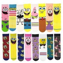 Animation cartoon characters fashion creative novelty socks