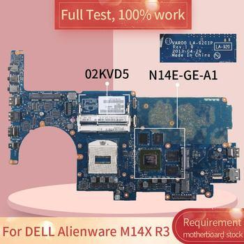 CN-0GFWM3 para la placa base del ordenador portátil DELL Alienware M17X R3...