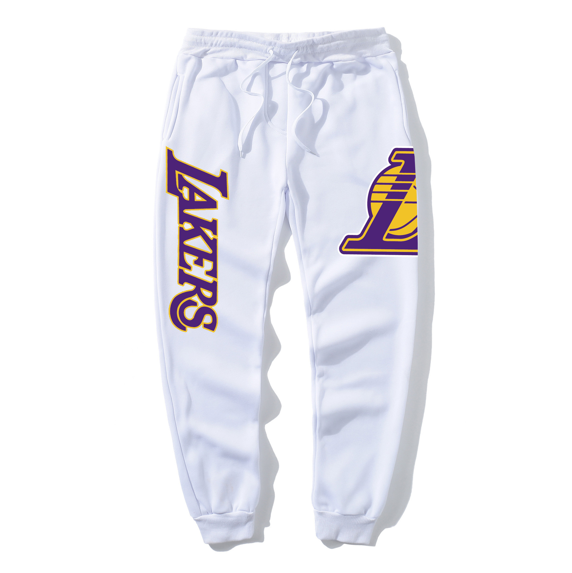 2021 Basketball Fans Fashion Printed Loose Casual Pants for Fans S-3XL Mens Clothing  Cargo Pants  Japanese Fashion
