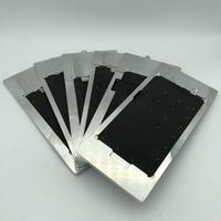 Polarisator film entfernen form für iphone 7 8p plus 6sp 6s LCD präzise positionierung polarisator film kleber reinigung mould werkzeug