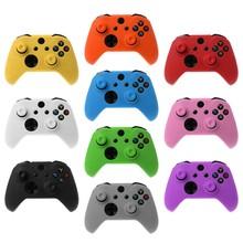 IVYUEEN-controlador Slim para Xbox One X S, dispositivo de silicona con caja 1 X