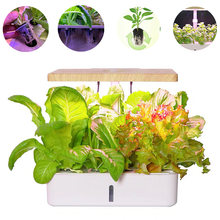 Система гидропонного выращивания с 12 отверстиями в комплекте