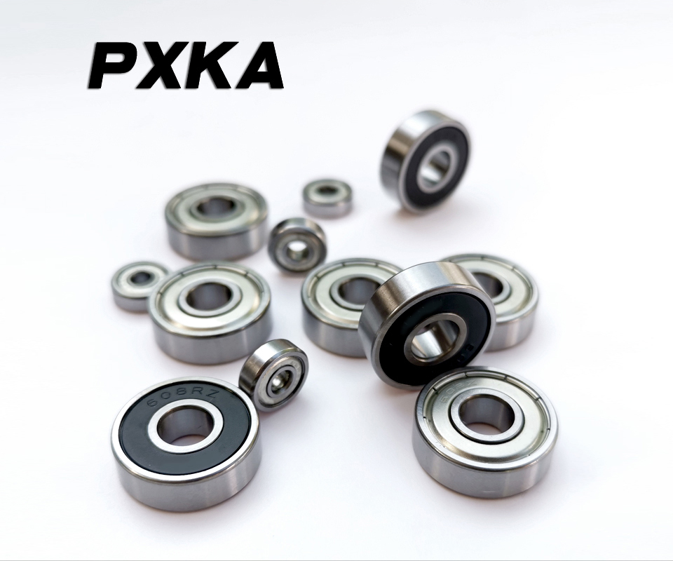 Free Shipping 2PCS Non-standard Bearing 6900 Heightened 6900W7 62900ZZ 63900ZZ 10 * 22 * 6 * 7 * 8