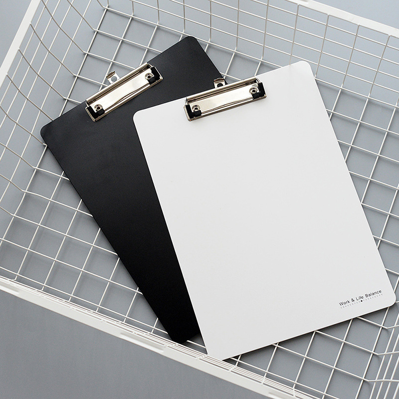 A4 Clipboard Writing Pad File Folders Document Holders Paper Pad School Office Stationery Meeting Use Supply For Conferences