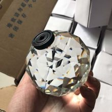Suncatcher Crystal Ball Prism Photography Experiment Tool diameter 60mm(China)
