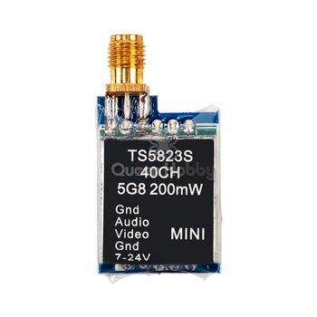 TS5823S TS5823 Micro VTX 5.8G 200mW 40CH Mini Module émetteur AV Sans Fil Pour Drone De Course RC Multicopter FPV
