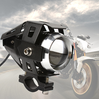LEEPEE CREE U5 Горячая продажа внедорожный 3000лм светодиодный светильник для мотоцикла аксессуары Автомобильная Поворотная фара противотуманная...