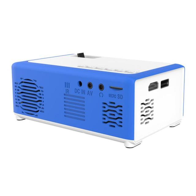Portable HD Mini Projector TD90 Native 1920x 1080P LED Android WiFi Projector Video Home Cinema 3D USB Movie Game Proyector 2