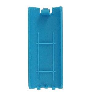 Image 3 - 100 개/몫 5 색 배터리 커버 케이스 배터리 백 도어 쉘 커버 wii 리모컨