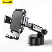 Baseus Gravity supporto per telefono per auto ventosa supporto universale regolabile per supporto per telefono per auto supporto GPS per iPhone Xiaomi Samsung