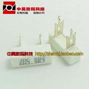 Цементное сопротивление керамическое сопротивление 3.9R 6W 3,9 ohm
