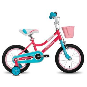Kid's Bike with 14 inch / 16 inch Wheels Free Shipping from US Colorful Children Bicycle Foot Brake and V Brake Verified Factory