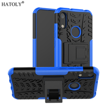 For Huawei Y6S Y9S 2020 Case Cover Y5 Y6 Y7 Pro Y9 Prime 2019 2018 Anti knock Heavy Duty Armor Silicon Phone Case For Huawei Y9a
