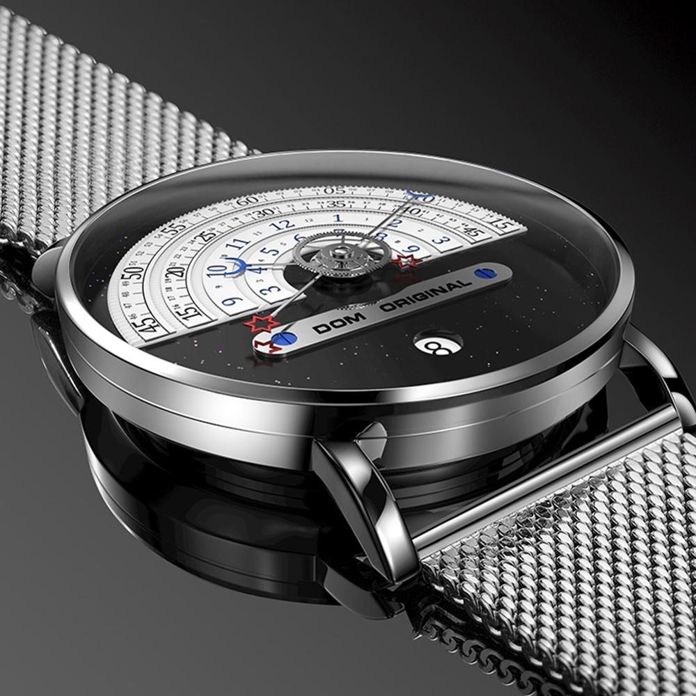 Fashion Watch Men Watches  Creative Men's Watches Male Wristwatch Luxury Mens Clock reloj mujer bayan saat 4