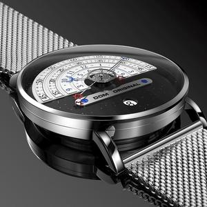 Image 3 - Fashion Watch Men Watches  Creative Mens Watches Male Wristwatch Luxury Mens Clock reloj mujer bayan saat