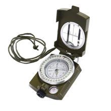 Туристический навигационный компас водонепроницаемый светящийся