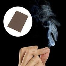 New Magic Smoke from Finger Tips Magic Trick Surprise Prank Joke Mystical Fun цена