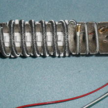 220V-240V 1800W Heating Element Core for Mica Hot Air Gun