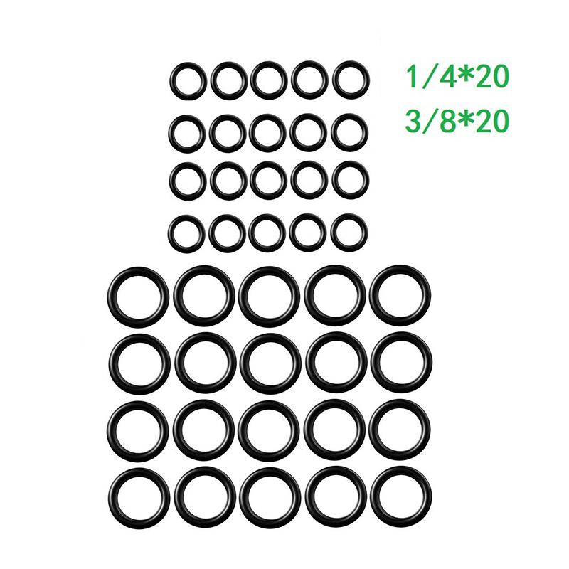High Pressure Seal O Ring Washers For 1/4 3/8 M22 Cleaner Quick Connector Tools