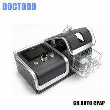 Doctodd gii apap alta qualidade auto cpap dispositivo de respiração, terapia de ronco, anti rronco, apnéia do sono peças