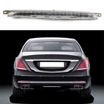 Car Rear Bumper Light Brake Light Stop Lamp Fog Light for Mercedes-Benz S Class W222 S500 S600 2014 2015 2016 2017 A2229060048