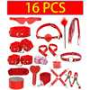 16 PCS Red
