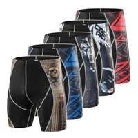 Sommer Jogger Shorts Männer Fitness-Studios Compression Short Hosen Sportswear Elastische Quick Dry Shorts Mann Fitness Jogginghose Männlichen Shorts