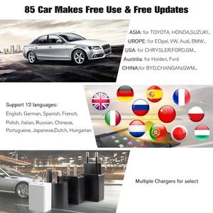Image 3 - Nexpeak k1 PRO Obd2 sistemi completi strumento diagnostico Scanner Auto ABS Airbag olio EPB DPF Reset Obd 2 Immokey Scanner automobilistico