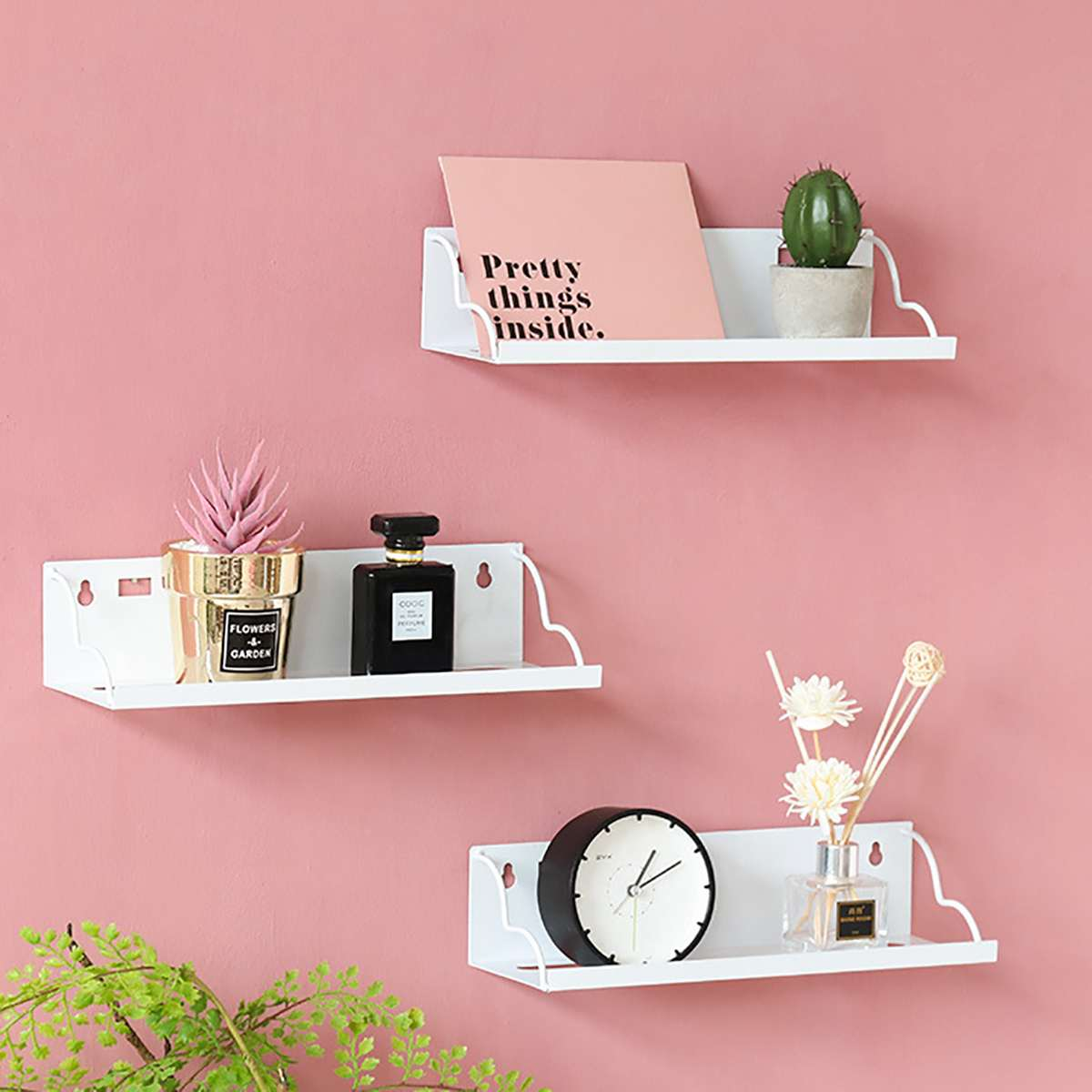 Us 7 88 21 Off Floating Shelves Trays Bookshelves And Display Bookcase Modern Wood Shelving Units For Kids Bedroom Wall Mounted Storage Shelf On