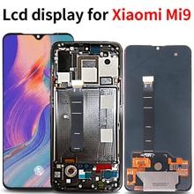 """6.39 """"Lcd Voor Xiao Mi Mi 9 Mi 9 Lcd Touch Screen Digitizer Vergadering Voor Xiao Mi 9 Lcd Vervanging deel"""