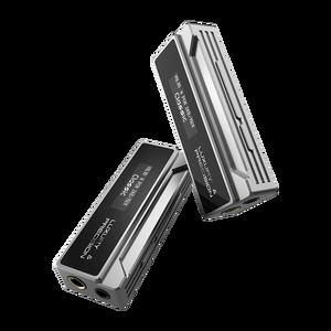 Image 1 - W1 W2 فك خط الأذن DAC أبل أندرويد الهاتف hifi حمى tpyec بدوره 4.4 3.5 ذيل صغير