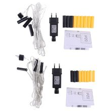 Устранитель аккумулятора, адаптер питания 3 в 1 AAA AA батареи 4,5 в, преобразователь ЕС