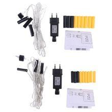 バッテリーエリミネーター電源アダプタ3in1 aaa単三電池4.5vコンバータeu