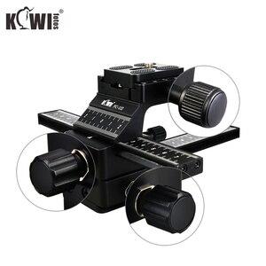 Image 3 - Kiwi Macro Focusing Rail Slider for Canon EOS 5D Mark IV III 6D Mark II 90D 80D 70D Nikon D750 D780 D850 Z7 Z6 Z5 Z50 Sony Fuji