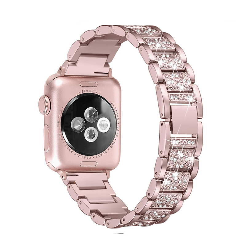 Strap For Apple Watch 44mm 42mm Correa Apple Watch 40mm 38mm Apple Watch Band 5 4 3 2 1 Strap For Iwatch Pulseira Apple Watch